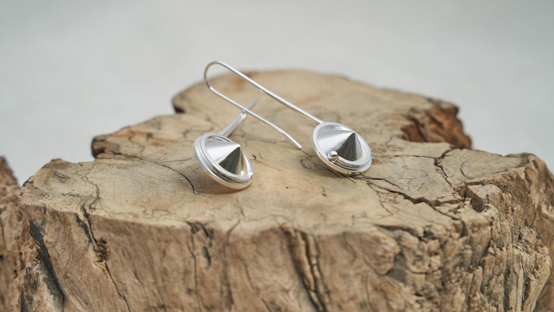 """Earrings """"Non La"""" TN57TS"""