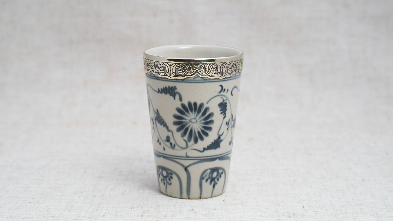 Cup engraved LC25T