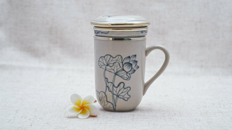Ceramic tea filter DG4BT