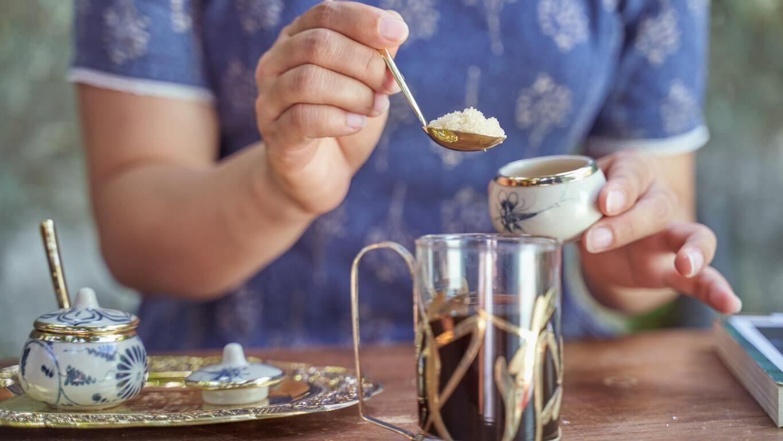 Bronze teaspoon