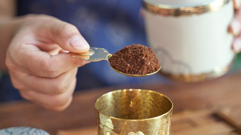 Boullon (Coffee) spoon