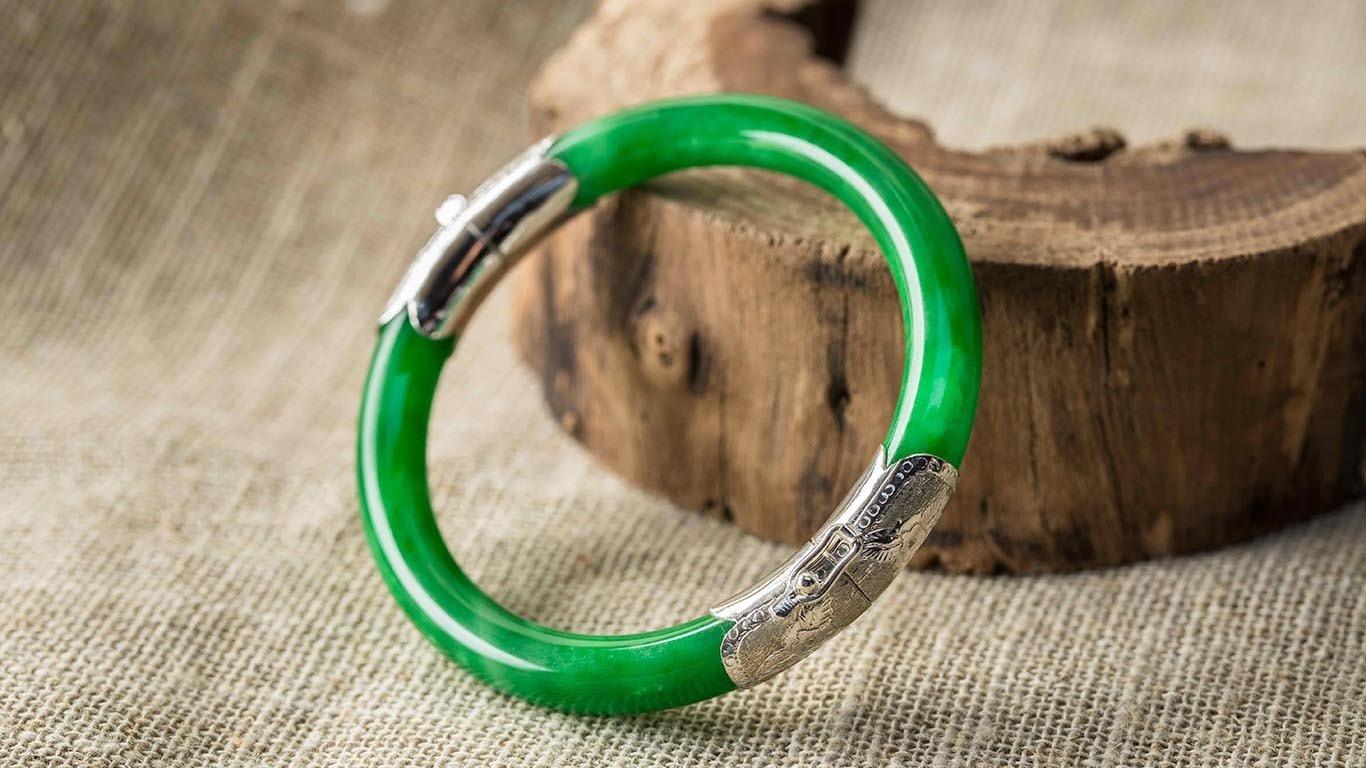 "Bracelet ""Jade"" RO24TS"