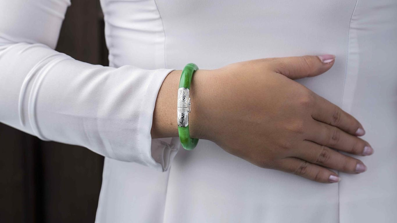 Jade Bracelet 4