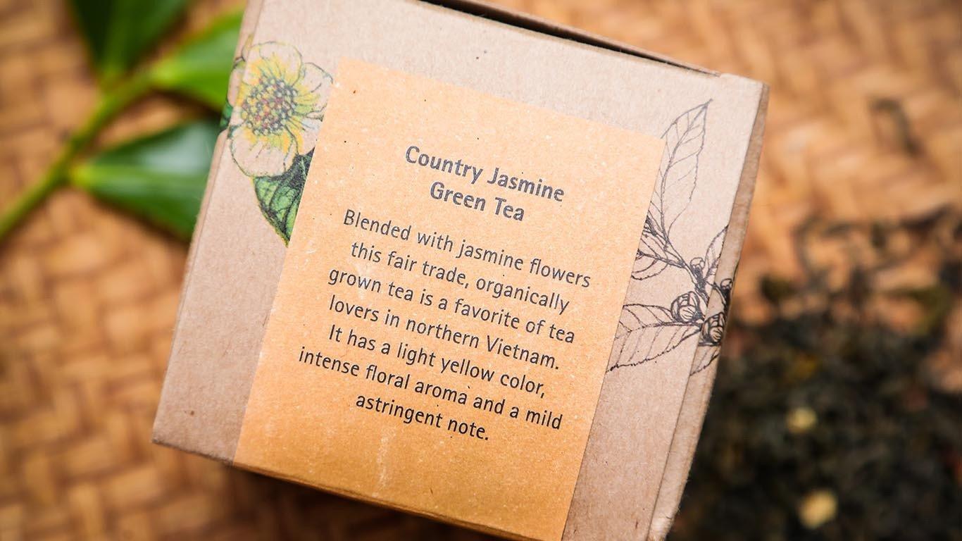 Country Jasmine Green Tea
