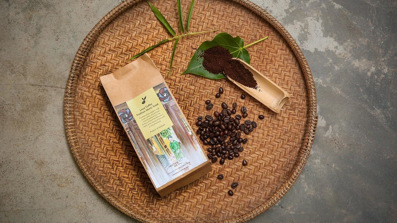 Local Coffee - Tradition Meets Trend TQ100LC
