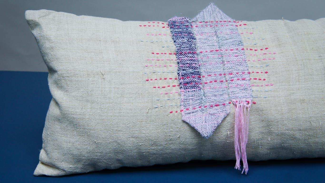 Bolster Cushion Cover CAAE Collection
