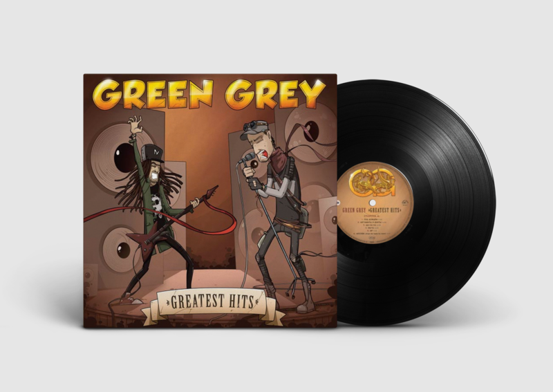 Green  Grey - Greatest Hits