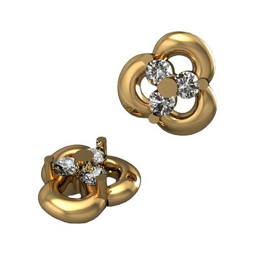 Studs Earrings/Серьги Пусеты