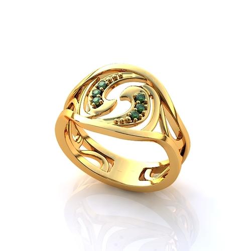 STL63.Кольцо