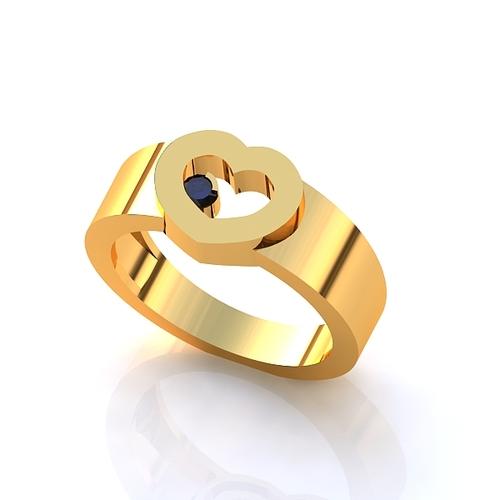 STL435.Кольцо