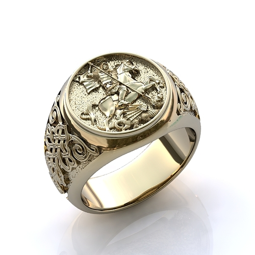 STL502.Кольцо