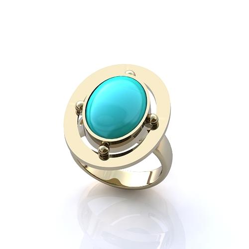 STL306.Кольцо