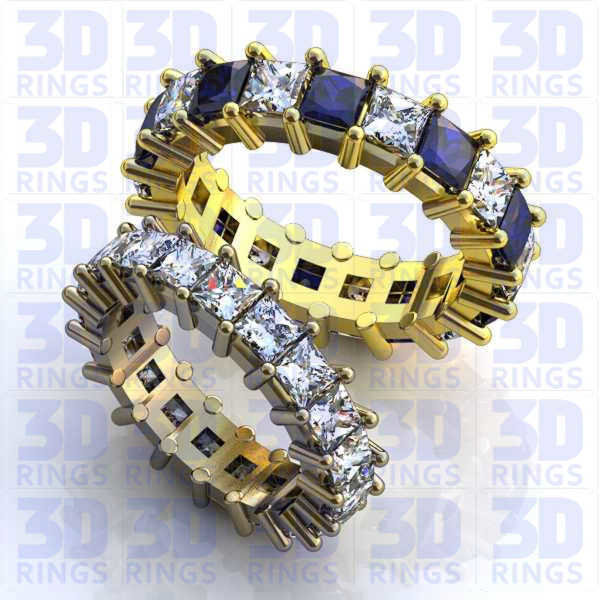 Обручальные кольца 658