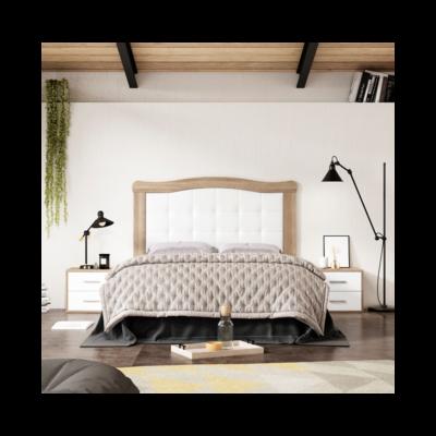 Dormitorio Cabecero + 2 Mesitas