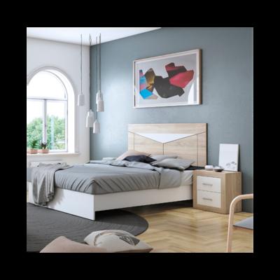 Dormitorio Cabecero + 2 Mesitas.