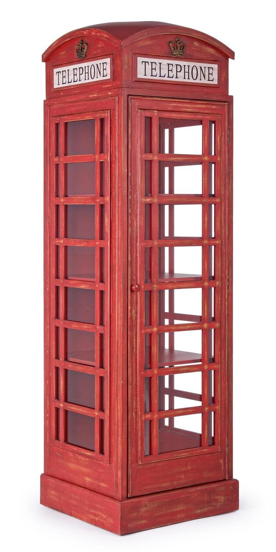 Estantería Vitrina Cabina Inglesa (para guardar Iphone 12, Samsung Note 20, Xiaomi Mi 10T, etc)