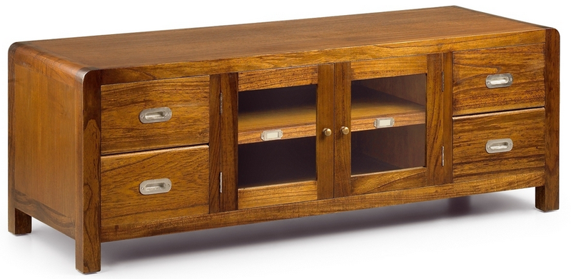 Mueble tv colonial de medidas 140