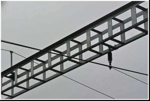 Quertragwerke, 3-spurig, 99 mm lang, 2 Stück, Bausatz (Sommerfeldt kompatibel)