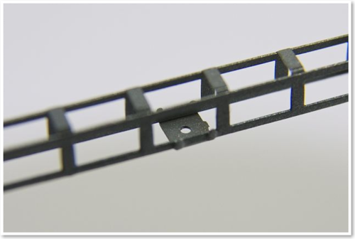Halter für Tragseil, zur Verwendung im Quertragwerk, 10 Stück, Bausatz. (Sommerfeldt kompatibel)
