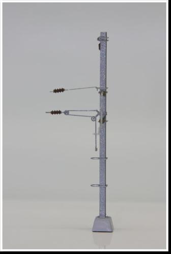 RhB Spannwerk, zur Montage am H-Masten, 2 Stück, Bausatz. (Sommerfeldt kompatibel)