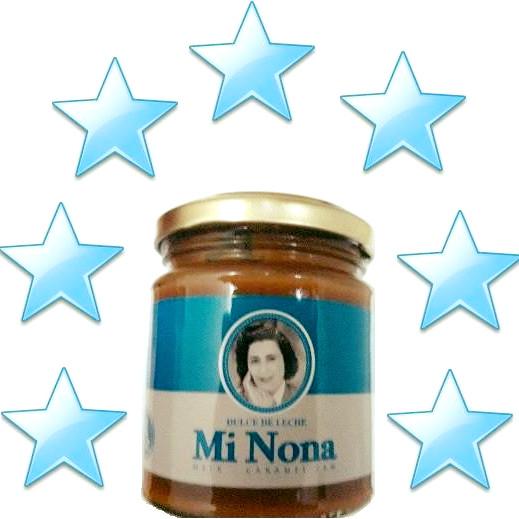 12 Dulce de Leche potjes van Mi Nona