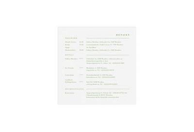 Informations-Karte