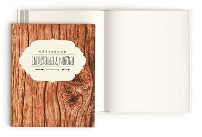 "Gästebuch ""Dreamy Woodland"""