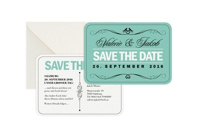 Save-the-Date-Karte