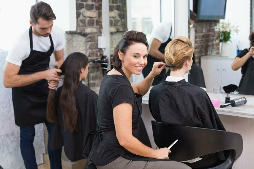 Salon Management Course