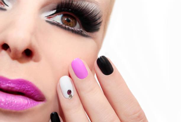 Quick Dip Acrylic Nail Extensions