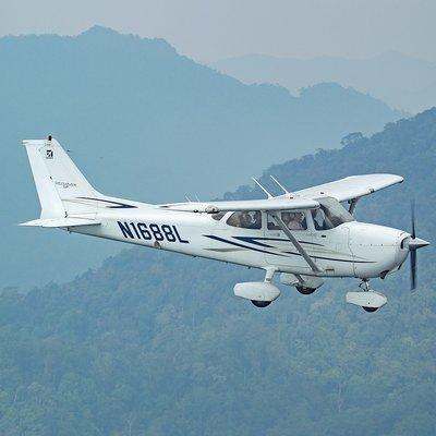 City Flight Tour (Cessna 172)