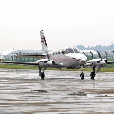 City Flight Tour (Cessna 340)