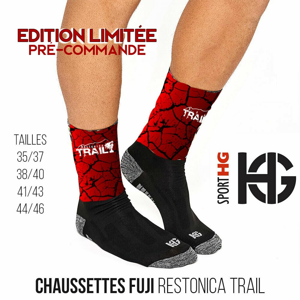 Chaussettes Sport HG/Restonica Trail Hiver 2020