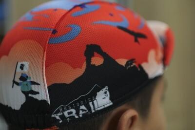 Casquette Cycliste Restonica Trail