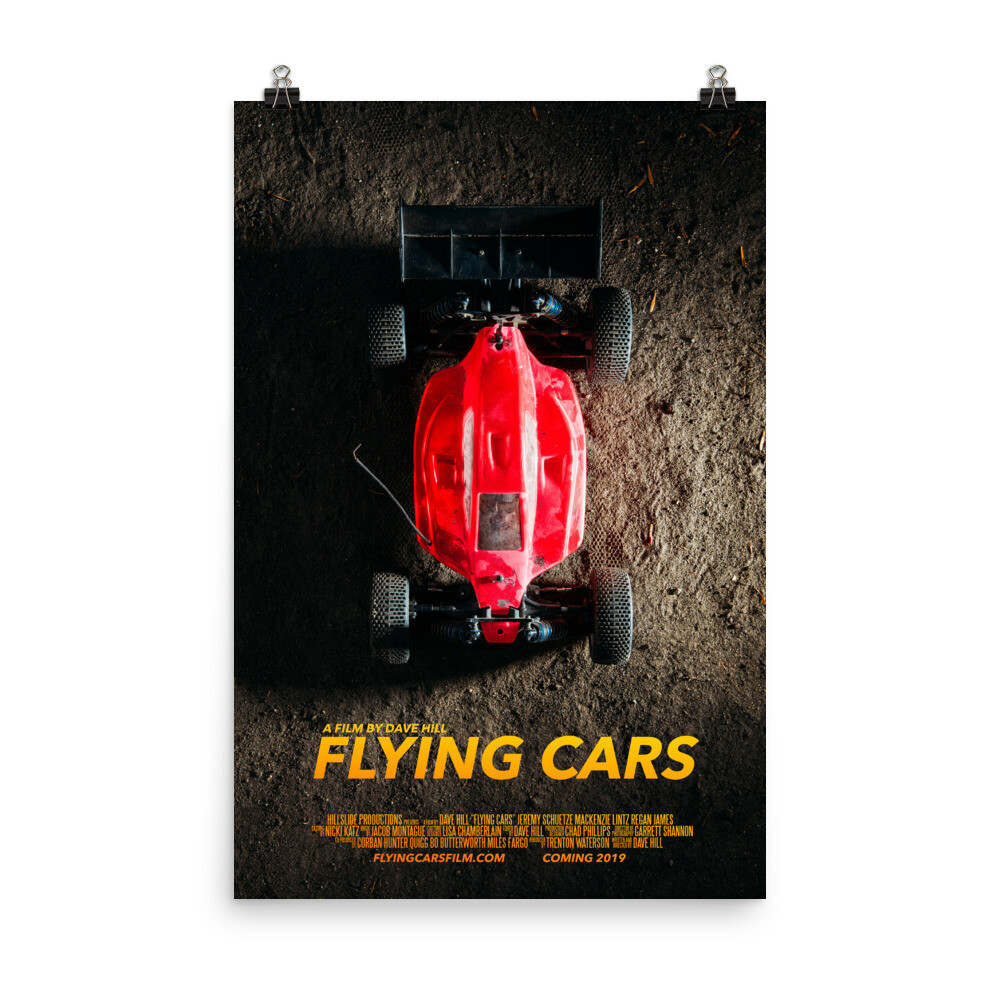 Flying Cars Movie Poster 3