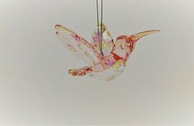 Light Pink Hummingbird