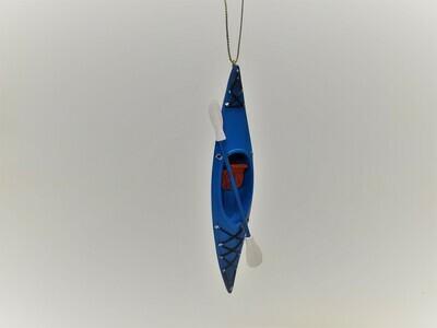 Blue Kayak