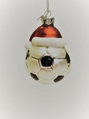 Santa Soccer Ball