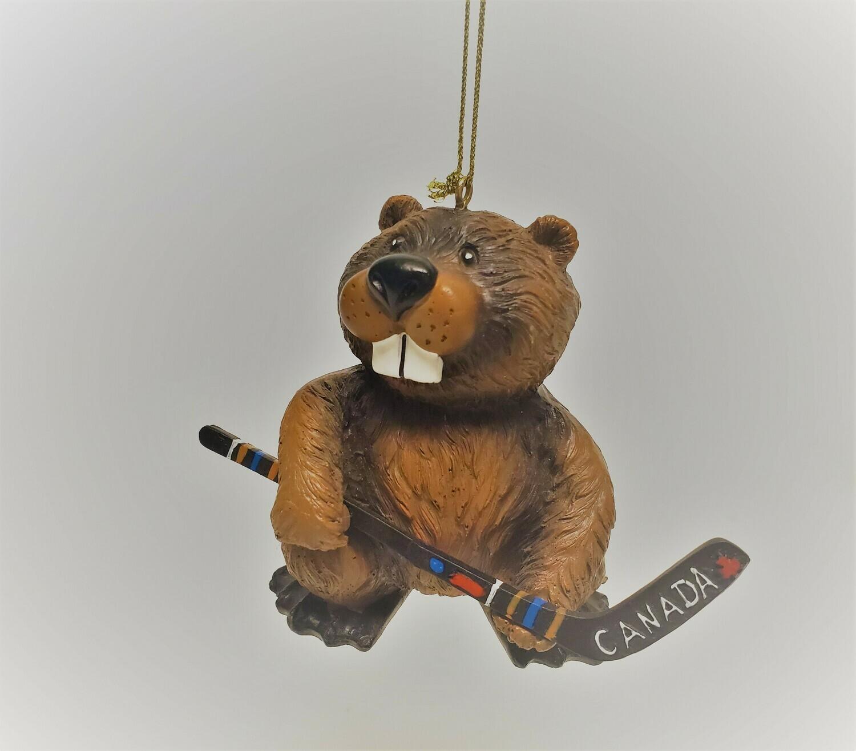 Hockey Beaver