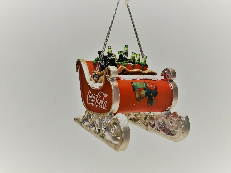 Coca Cola Sleigh