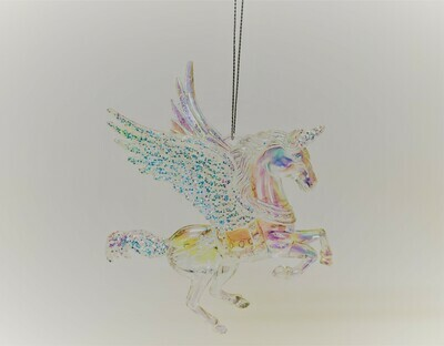 Iridescent Unicorn