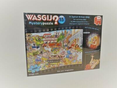 Wasgij Mystery #15