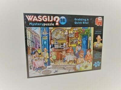 Wasgij Mystery #18