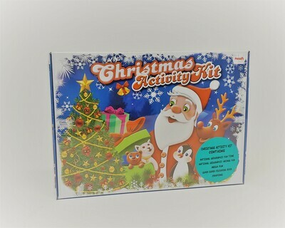 Kids Christmas Activity Kit