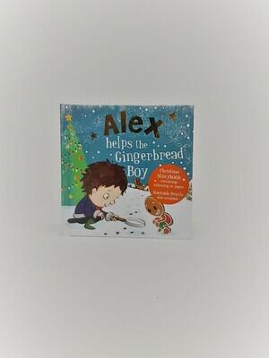 Personalized Alex Book