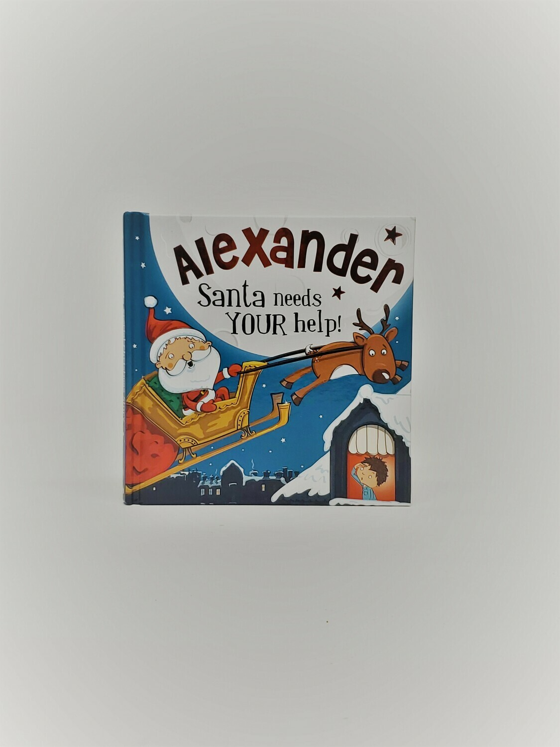Personalized Alexander Book