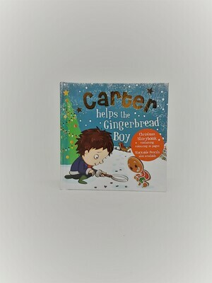 Personalized Carter Book