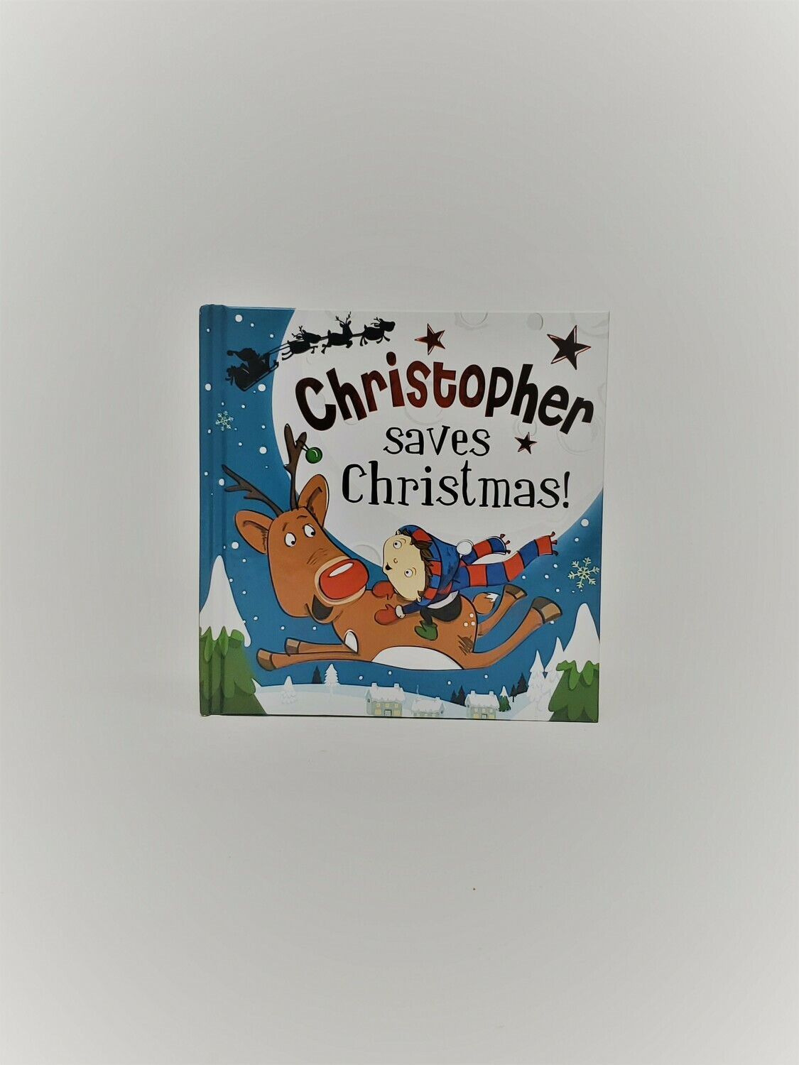 Personalized Christopher Book