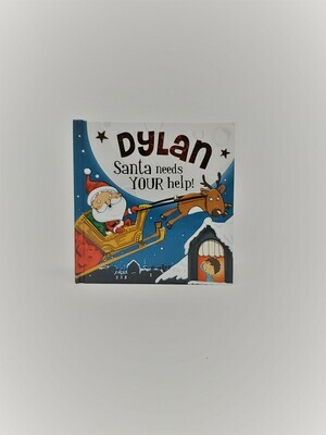 Personalized Dylan Book