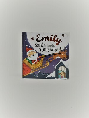 Personalized Emily Book